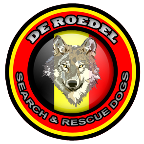 Logo search and Rescue de Roedel